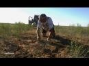 На Соболе 4х4 по Калмыкии. Фильм -Шелковый путь - Великая степь.