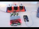 Arduino 2560 GRBL Controller TB6560