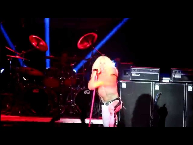 Dee Snider - Burn In Hell - Rockin' The Rivers - 8/7/15