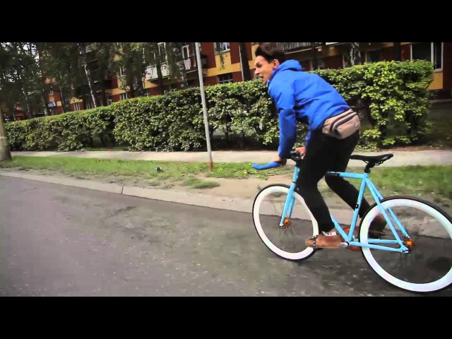 Fixed Gear Day. Novosibirsk.