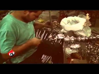 Khalil Mamoon Factory tour