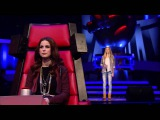 Pia - Wrecking Ball Miley Cyrus The Voice Kids 2014 Germany Blind Audition