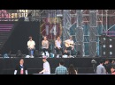 150327 EXO's Chanyeol, Suho, Chen, Xiumin - Người ấy _ COVER _Rehearsal