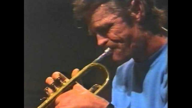 Chet Baker Trio 1986 Hamburg (G) - Philipp Catherine Ricardo del Fra: Leaving