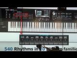 mmag.ru- NM-Russia 2013 - Roland BK-3 BK-9 keyboards presentation