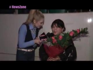 MBAND чуть не разорвали фанатки ( NEWSZone, 16.02.2015 )