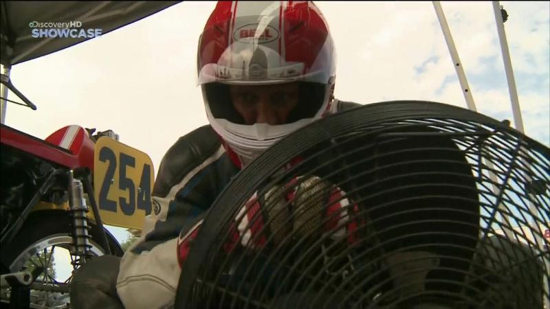 Discovery: Гоночный мотоцикл/Cafe Racer 3 сезон 12 серия