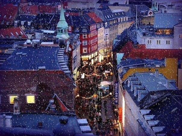 Куда поехать зимой: топ-10 мест в Европе