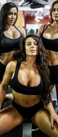 фотки спортивных девушек вк