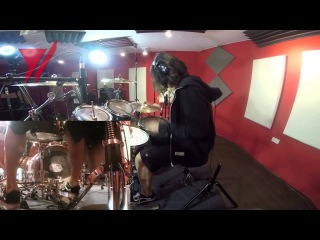 91 Cover系列 - 阿旁 - [AMATORY] - Effect of Butterfly (Drum Cover)