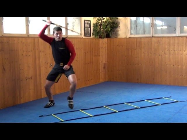 LDs Workout 4 - Agility Ladder