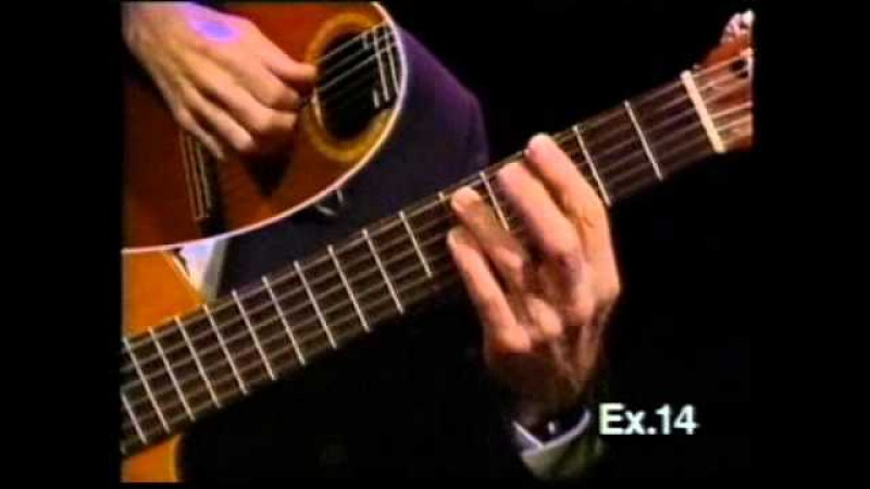 Charlie Byrd Contemporary Acoustic Jazz Guitar