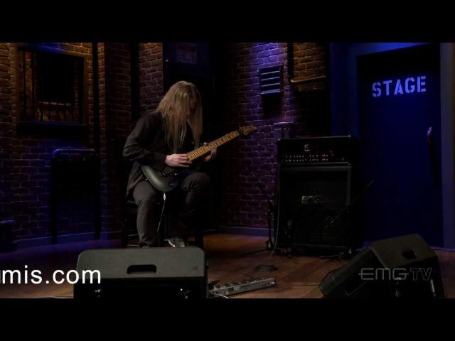 Jeff Loomis brings new meaning to metal with Sibylline Origin on EMGtv