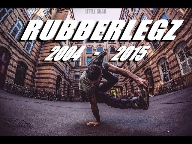 BBOY RUBBERLEGZ (2004 - 2015) - RUBBERLEGZ (Battle Bunch)
