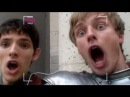 Bradley James and Colin Morgan - You're the voice