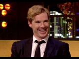 Benedict Cumberbatch Impersonates Alan Rickman - The Jonathan Ross Show