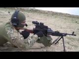 Планка пикатини для пулемета Калашникова Arma Dynamics