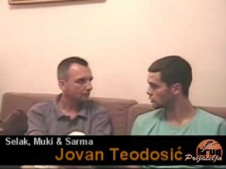Интервью с братом Милоша Йованом Теодосичем