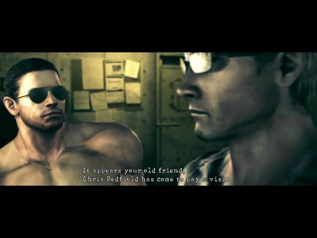 Resident Evil 5 PC Mod - Wesker Chris (Gay Bad Guys)