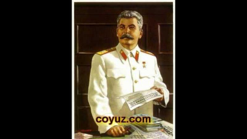 Александр Харчиков песня о Сталине www.coyuz.com