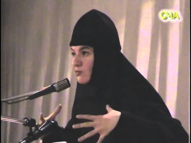 Монахиня Нина Тепло домашнего очага Беседа 3 Знал бы где упасть или медовый месяц на всю жизнь