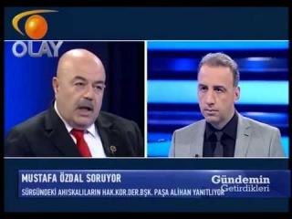 Paşa Alihan - Gündemin Getirdikleri - Olay TV - www.ahiska.tv