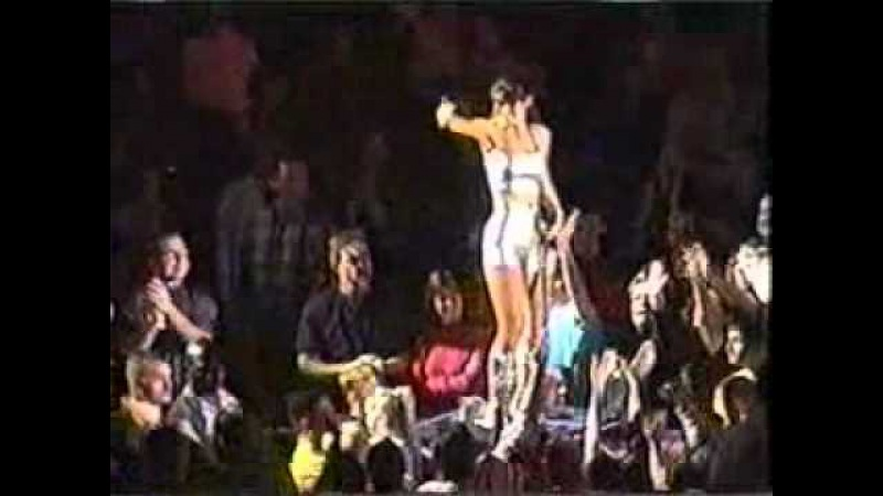 Shania Twain, Any Man of Mine, Live in Washington, Come On Over World Tour 1999