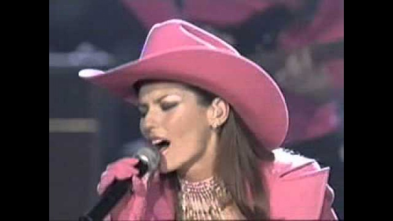Shania Twain, Come On Over, Live in C.M.A 1999