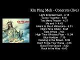 Kin Ping Meh - Concrete live (DoLP Vinyl-Rip) (Full Album)
