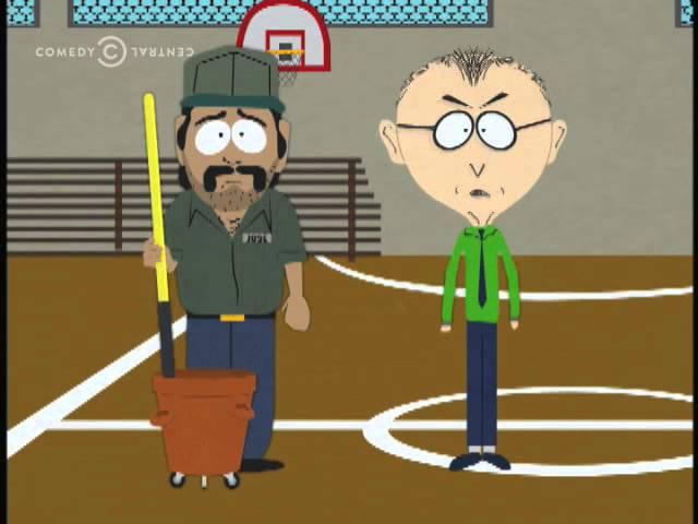 South Park - Quem cagou no urinol?