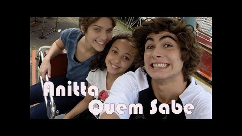 Anitta II Quem Sabe video letra Trilha Sonora Malhação Temporada 2014 2015 Sonhos