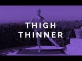 Rebecca Louise - Inner Thigh Workout   Тренировка для внутренней поверхности бедра