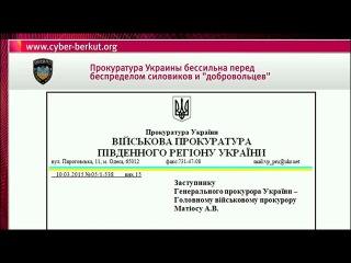 `Кибер-Беркут`: Украинские добровольческие батальоны превратились в преступные группировки - Первый канал