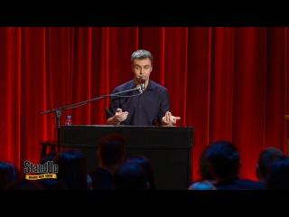 Stand Up:  Иван Абрамов - О русском рэпе, шансоне, и английских словах в русских песнях