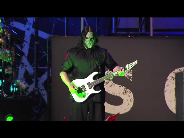 Slipknot Snuff live HD