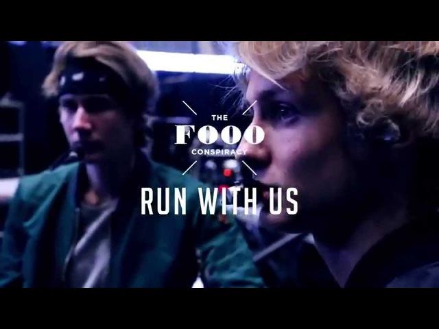 The Fooo Conspiracy- Run With Us @ Glasgow, UK