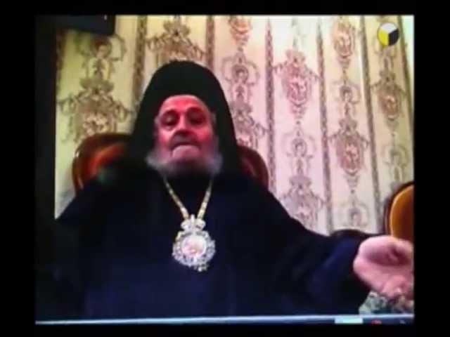 Изоляция Иерусалимского Патриарха Иринея