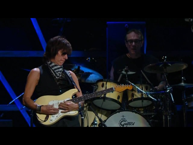 [04] Jeff Beck Band - A Day in the Life HD