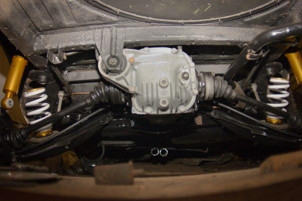 Тюнинг подвески BMW E30