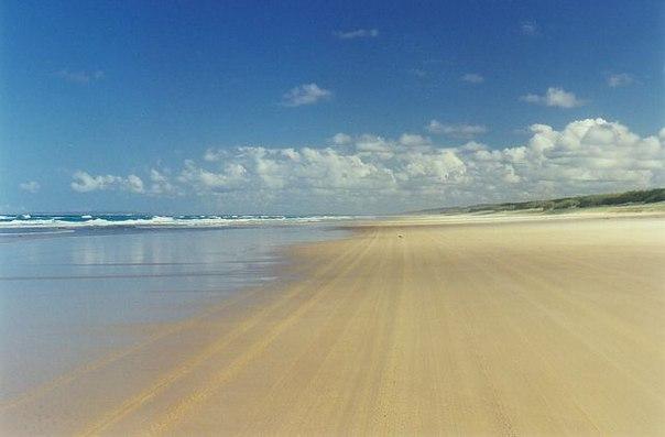 Радужный пляж, Австралия
