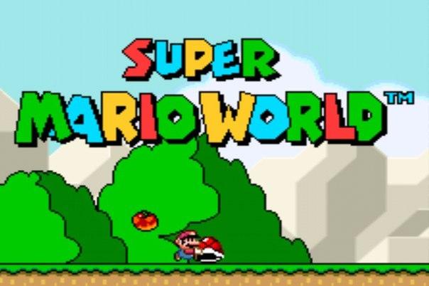 Фанат Super Mario World прошел игру на скорость с завязанными глазами