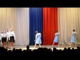 Конкурс военной песни 11 класс 1 школа