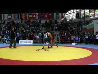 Maksim Manukyan (ARM) vs Roccaro (ITA)