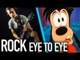 Eye to Eye (Disney's A Goofy Movie) Jonathan Young POP PUNK COVER