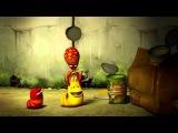 Ларва (Личинки) - Осьминог [Серия 88] Самый смешной мультик про червячков