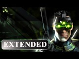 Splinter Cell Double Agent OST New York Infiltration (extended version)