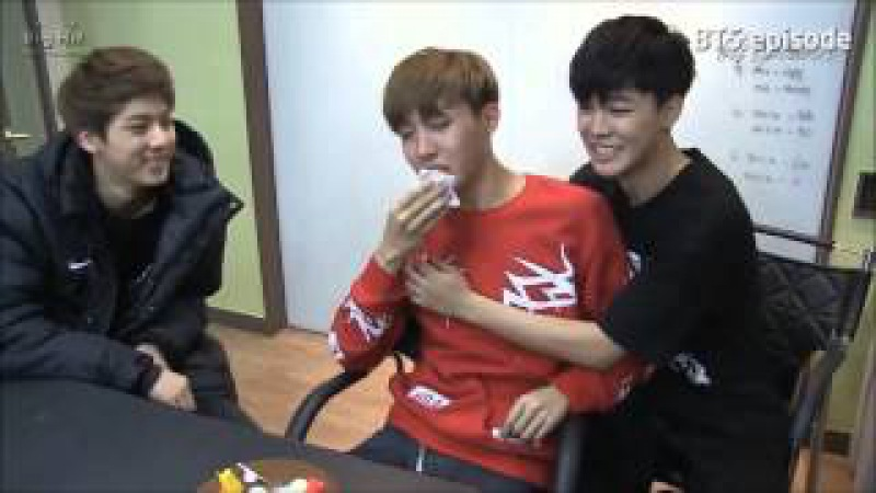 BTS's J-Hope and Jimin Moments