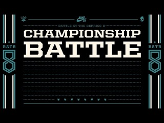 Batb 8 Championship Battle Shane O'neill Vs Sewa Kroetkov !