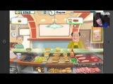 Саша Спилберг! Спилберг КАФЕ Happy Chef Детка Геймер 29