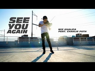 See You Again - Wiz Khalifa feat. Charlie Puth - Violin Cover by Daniel Jang